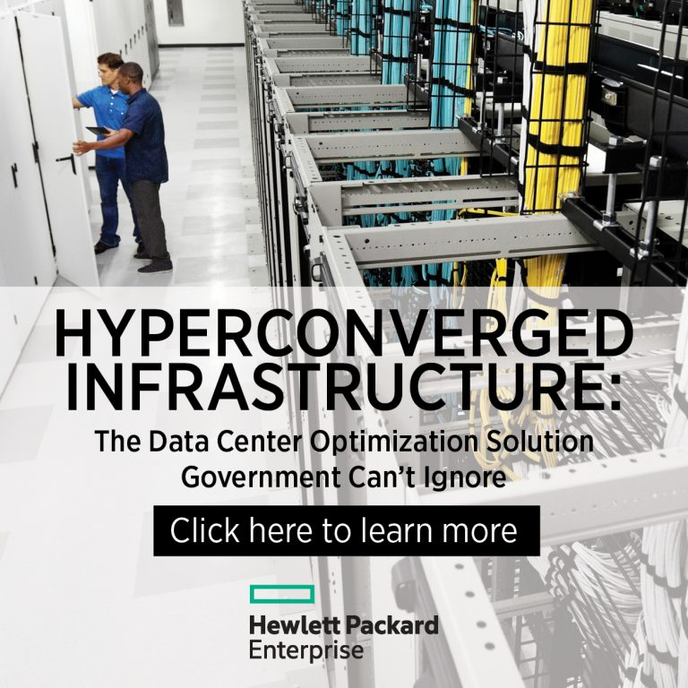 Hyperconverged Infrastructure | HPE