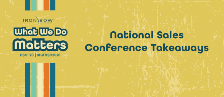Iron Bow National Sales Conference