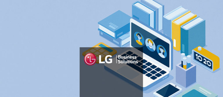 LG Business Solutions | learning in any space