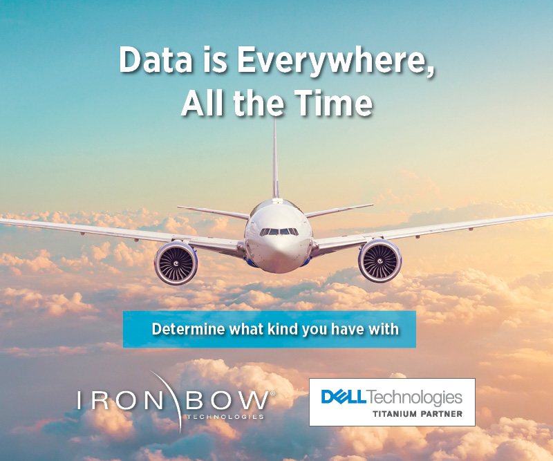 Dell Technologies - Data is everywhere, all the Time